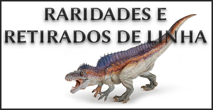 RARIDADES / RETIRADOS DE LINHA